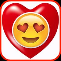 Love & Hearts Fun Stickers