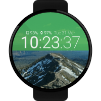Halftime Watch Face