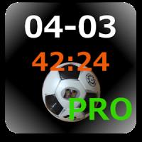 サッカー スコアーボード(Pro)