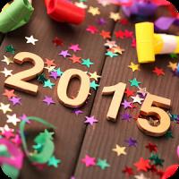 2015 New Year Wallpaper