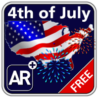 4th of JULY Augmented Reality