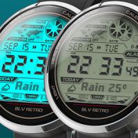 Blv Retro Watchmaker Watchface