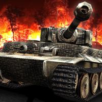 Armored Aces - 3D Tank War Online