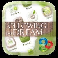 FollowThe DreamGOLauncherTheme