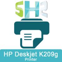 Showhow2 for HP DeskJet K209g