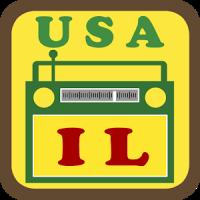 USA Illinois Radio Stations