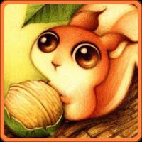 Squirrel's Autumn Adventures