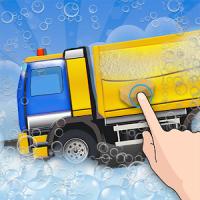 Garbage Truck Wash