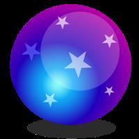 Mystical Crystal Magic Ball