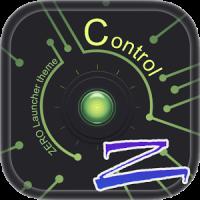 Control Theme - ZERO Launcher