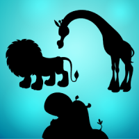 Animal shapes puzzles