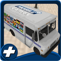 Game Shop Delivery Truck Free