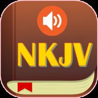 NKJV Audio Bible Free App - New King James Version