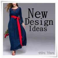 Long Dress Outfit Ideas