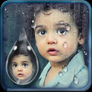 Water Drop Photo Frames
