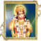 3D Shree Hanuman LWP