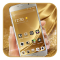 Gold Silk Luxury deluxe Theme