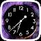 Purple Clock Theme