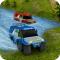 Offroad Centipede Truck Racing