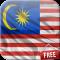 Flag of Malaysia Live Wallpaper