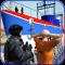 Police Criminal Transport Ship Prison Transporter