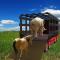 wild livestock & animals transport offload Truck
