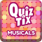QuizTix Musicals Quiz Broadway Theatre Trivia Game