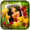 Flower Photo Frames Live wallpaper