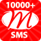 10000+ SMS Message Collection