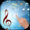 Magic Touch - Music Theme LWP