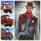Cowboys Suit Face Changer