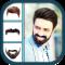 Man Hair Mustache Style  PRO : Boy Photo Editor