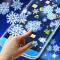 Snow on screen winter effect