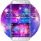 Galaxy2 Starry Keyboard Themes