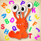 Learn letters English alphabet