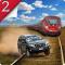 Train Vs Prado Racing 3D 2