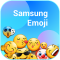 Free Samsung Emoji for Kika Keyboard + Emoticons