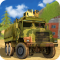 Army Truck Off-road Drive Cargo Duty