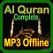 Complete Quran MP3 Offline