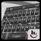Gentle Silver Knight Keyboard Theme