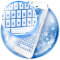Frozen Keyboard Themes