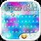 Color Rain Emoji Keyboards