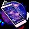 Butterfly Crystal Garden 2D Theme
