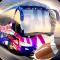 American Football Bus Driver