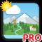Animated Landscape Weather Live Wallpaper