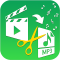 Video to MP3 Converter, RINGTONE Maker, MP3 Cutter