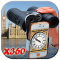 Super Real Binoculars Zoom Camera HD