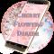 Cherry Flowers Pink Dialer