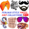Punjabi Style Photo Edit Collections