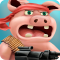 Angry Pigs In War Strategy offline Games